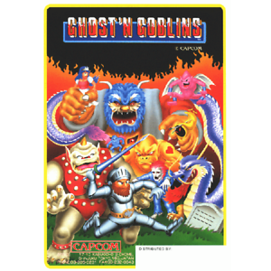Ghosts-n-Goblins-Free-Play-and-High-Score-Save-Kit-Arcade