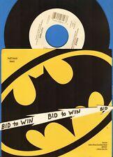 Prince 45 Rock 1989 Partyman Feel U up Pic Sleeve Glossy Mint- Batman OST