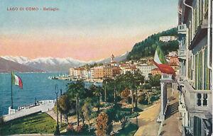 PC38951 Lago di Como. Bellagio. A. Rizzoli