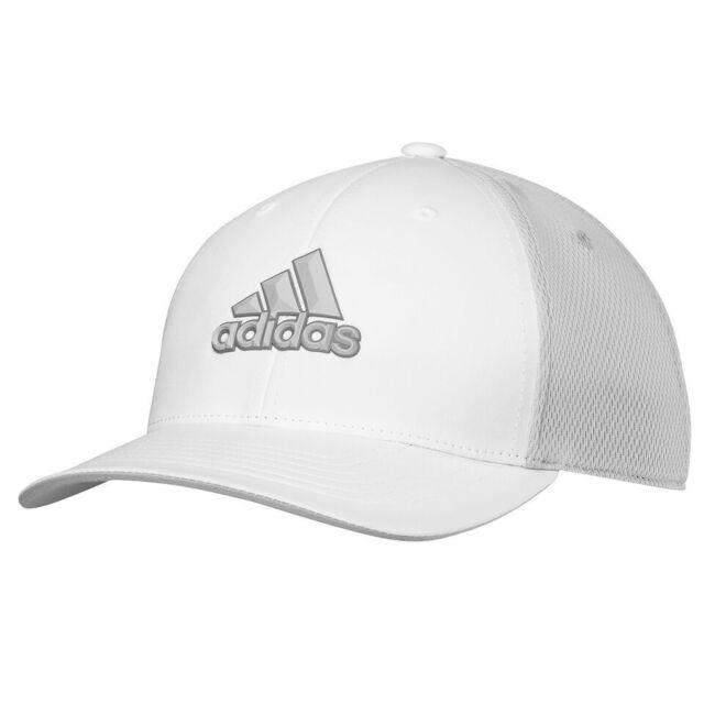 8d6d2b4bd3fcc New-2018 Climacool adidas Tour Flexfit Golf Cap S m White. Cf3196 ...