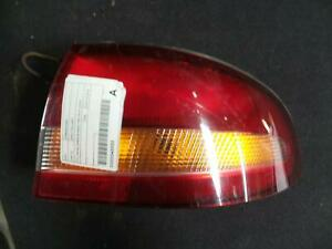 HOLDEN-COMMODORE-RIGHT-TAILLIGHT-VT-S1-SEDAN-AMBER-BLINKER-TYPE-09-97-05-99-97