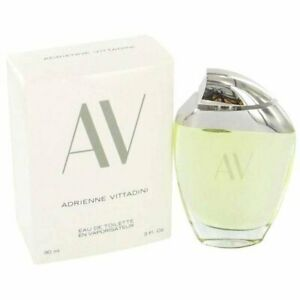 AV by Adrienne Vittadini Perfume edp 3.0 oz 90 ml NEW in BOX