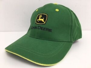 Genuine-John-Deere-Green-Classic-Fitted-Baseball-Cap-MCJ099337000