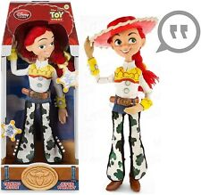 "U.S Disney Toy Story Jessie Cowgirl 15"" Talking Plush Doll Figure Pull String"