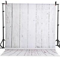5x7ft Photography Backdrops Photo Props Studio Background Wood Walls Vinyl