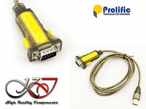 Convertisseur-USB-RS232-PROLIFIC-PL2303HX-XP-Vista-Seven-8-8-1-10-32-64-bit