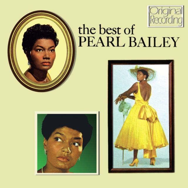 Pearl Bailey - The Best Of CD