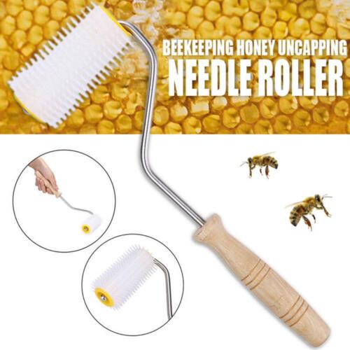 Beekeeping Tool Roller Type Honey Needle Roller Propolis Collector KGL