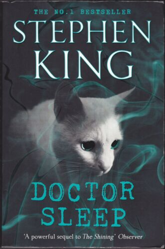 1 of 1 - Doctor Sleep by Stephen King (Paperback, 2014) A Great Christmas Gift Idea