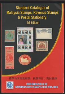 MALAYSIA-SARAWAK-NORTH-BORNEO-STAMP-ISC-CATALOGUE-NEW-ORIG-PRICE-RM-88