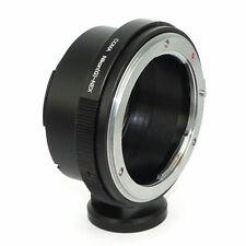 SONY NEX Emount raccordo x ottiche Nikon G  con supporto cavalletto - ID 4803