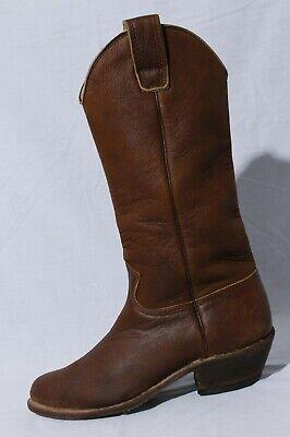 254e900c87e Vintage Stewart Boot Co. 1977 Fine Hand Made Elk Boots Men's sz 10D ...