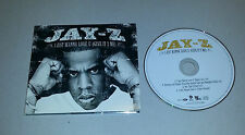 Single CD  Jay-Z - I Just Wanna Love U (Give It 2 Me) 2000 4 Tracks Digipack 96