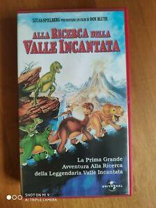 ALLA-RICERCA-DELLA-VALLE-INCANTATA-VHS-UNIVERSAL