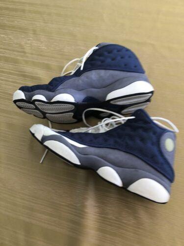 "Air Jordan XIII 13 Navy ""French Blue"" Flint Retro"
