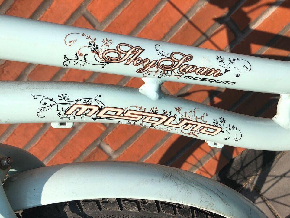 Pigecykel, classic cykel, Mosquito