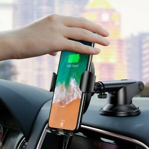 Car-Mount-Holder-and-Wireless-Charger-for-Mobile-Phones-4-0-6-5-Inch-Baseus