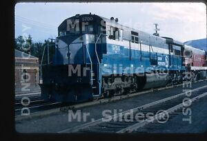 Original-Slide-GN-Great-Northern-BN-U33C-5700-Livingston-MT-1970