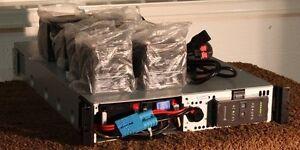 APC 3000 2U (Rack) UPS -NF/NOC- Brand new batteries - 12M RTB warranty