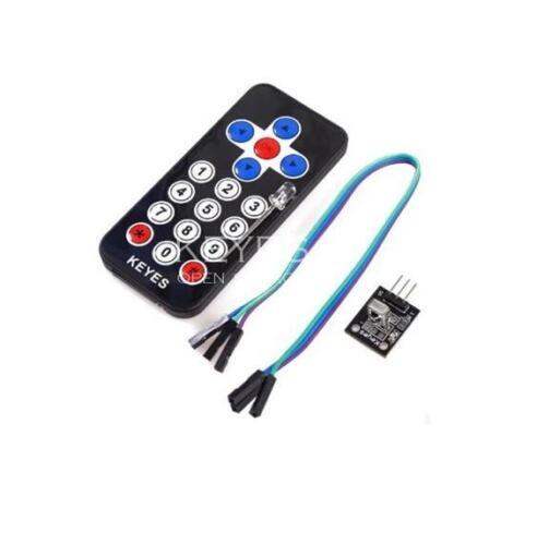 5Pcs Infrarouge IR Sans Fil Contrôle à Distance Module Kit pour Arduino nouveau