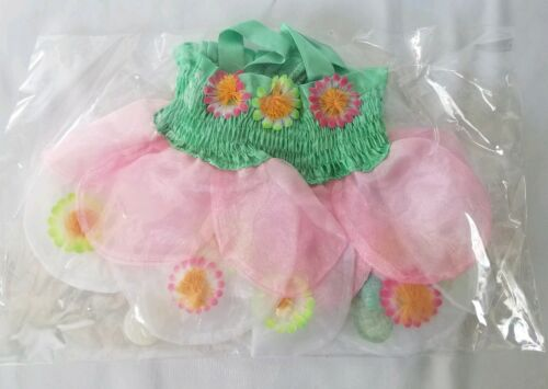 Stuff a Bear Build Fairy Dress Outfit Teddy Bear Clothes Fits Most 14 - 18