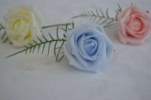 Pastel Wedding Bouquet Posy Flowers for Bridesmaid Buttonholes Bride Corsages
