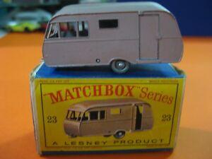 Remorque caravane Bluebird Dauphine Rueda Plata-raro Vintage des années 60/70