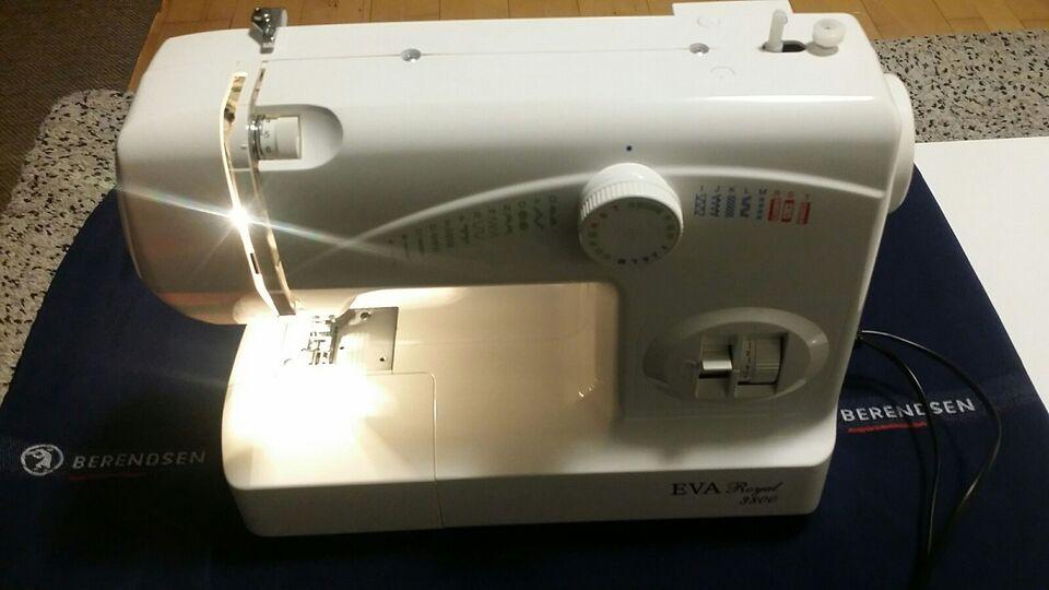 Symaskine, Eva royal 3800