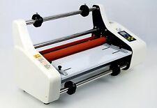 Skt350 Laminator Four Rollers Hot Roll Laminating Machine Brand New