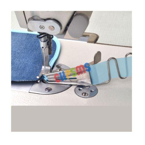 Industrienähmaschinen-Doppelfalz-Winkelbinderset S60 # A10-16mm