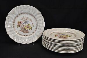 Royal-Doulton-Grantham-D5477-Set-of-12-Dinner-Plates