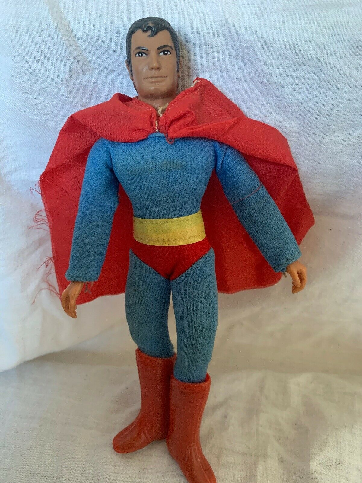 Vintage 1974  Mego Corps DC Comics Superman  Doll