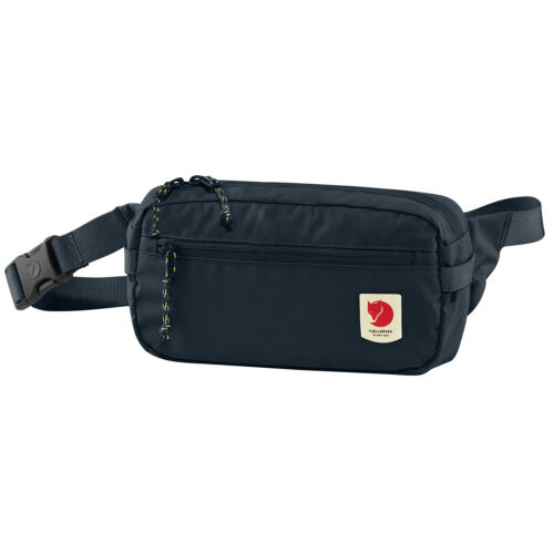 Fjallraven High Coast Hip Pack Bag Bum Navy One Size
