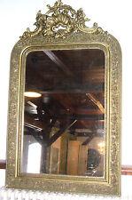 Spiegel Wandspiegel  Barock mirror trumeau Stuckrahmen Rahmen Einrichtung Berlin