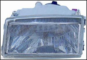 FIAT UNO MK2 45 55 60 70 1989 -> FARO FANALE  H4 SINISTRO headlamp