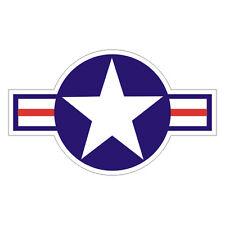 Sticker plastifié WAR BIRD USA - Harley Buell Pontiac Mustang- 11cm x 6,5cm
