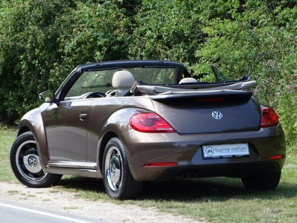 VW The Beetle 1,4 TSi 160 Design Cabriolet DSG - billede 3