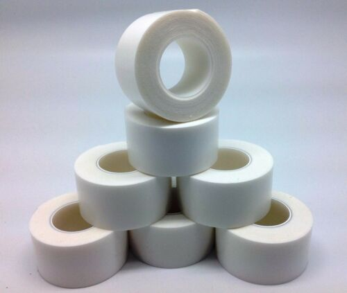 "1/"" x 5ft x 1//32/"" Double Sided Foam Mounting Tape 100 Roll Case"