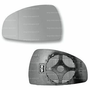 Un Miroir Rétroviseur Extérieur Verre à gauche Asphériques Chauffant Audi Tt