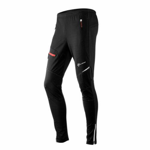 RockBros bicicleta chaqueta traje chaqueta invierno pantalones sport cálido viento densamente impermeable