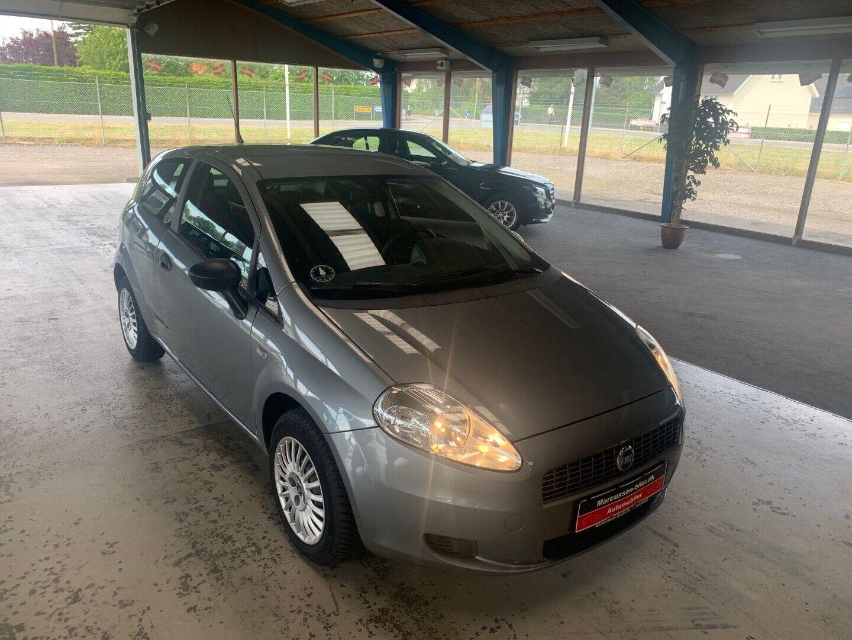 Fiat Punto 1,2 Active 3d