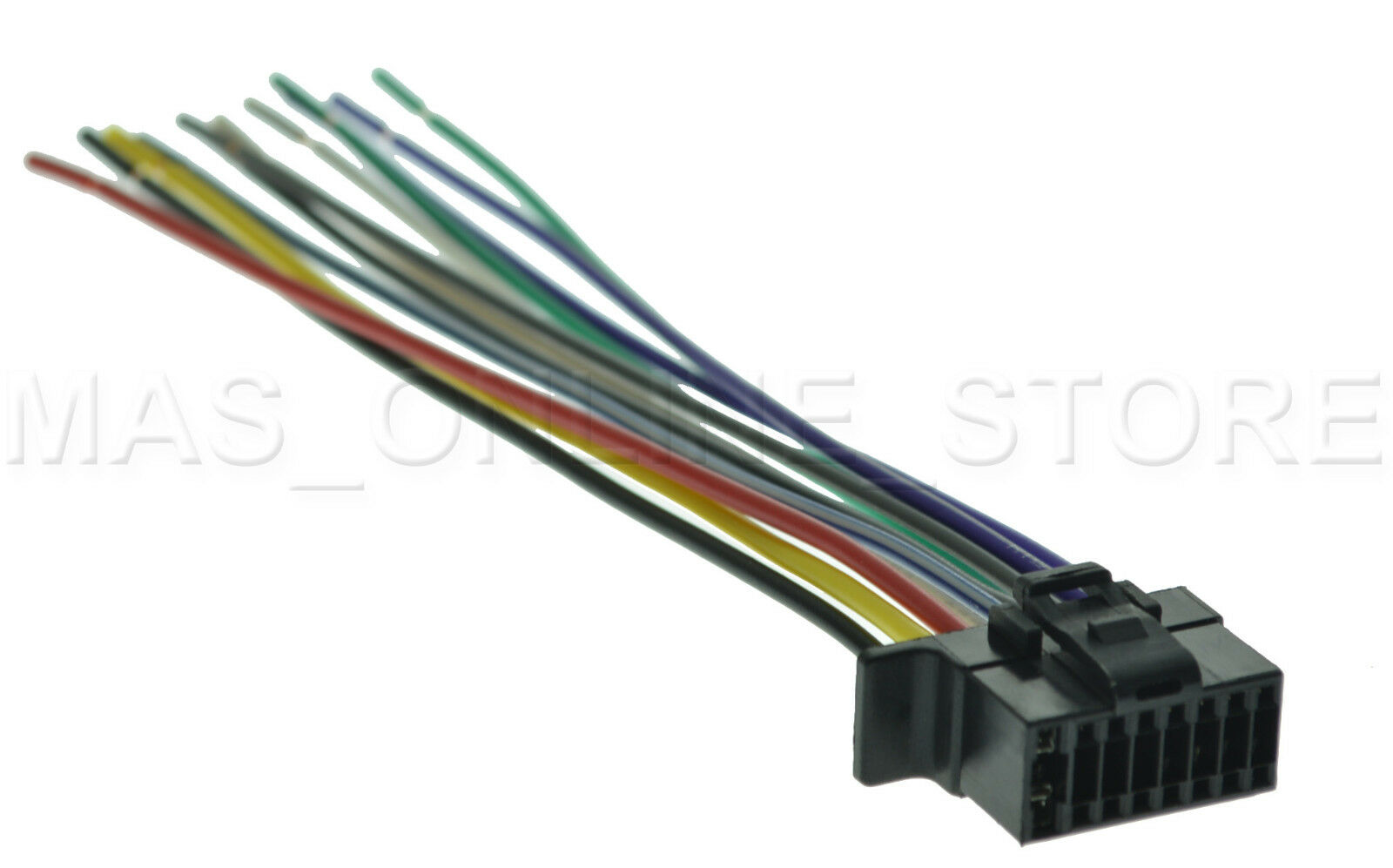 Wire Harness For Sony Mexn4000bt Mex N4000bt Pays Today Ships Wiring Replacement Norton Secured Powered By Verisign