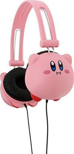 New Kirby Headphones Headset BANDAI Ichiban kuji Prize C Limited From Japan F//S