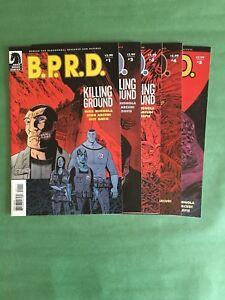 B-P-R-D-Killing-Ground-1-5-Complete-Mike-Mignola-Dark-Horse-Comics