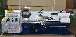 Mini-Lathe-Brand-New-7x14-Machine-with-DRO-amp-4-034-Chuck-ARRIVING-25-08-2020