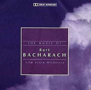 Music-of-Burt-Bacharach-The-Film-Score-Orchestra-Used-Good-CD