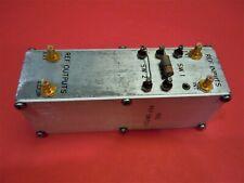 Hp 8569b Spectrum Analyzer A22 Reference Switch Assembly