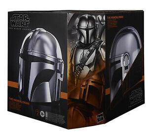 Star Wars The Black Series The Mandalorian Electronic Helmet 2/2021 PRESALE