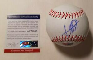 Usain Bolt PSA DNA Auto Signed Baseball Autograph World's ...