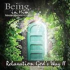 Being in Him: Relaxation God's Way, Vol. 2 by Various Artists (CD, Nov-2011, Madison Drive)